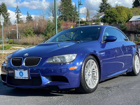 2011 BMW M3 for sale at GO AUTO BROKERS in Bellevue WA