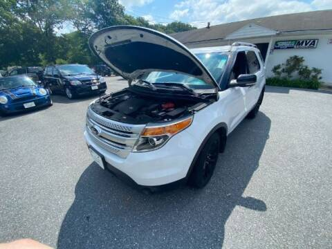 2013 Ford Explorer for sale at Sports & Imports in Pasadena MD