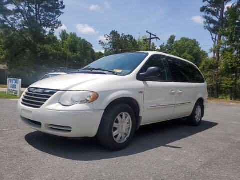 2005 Chrysler Town and Country for sale at Tri State Auto Brokers LLC in Fuquay Varina NC