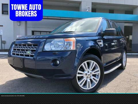 2009 Land Rover LR2 for sale at TOWNE AUTO BROKERS in Virginia Beach VA