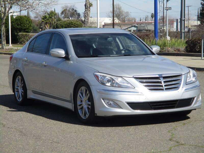 2012 Hyundai Genesis for sale at General Auto Sales Corp in Sacramento CA