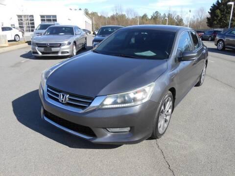 2013 Honda Accord for sale at Auto America in Charlotte NC