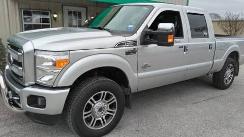 2016 Ford F-250 Super Duty for sale at Haigler Motors Inc in Tyler TX