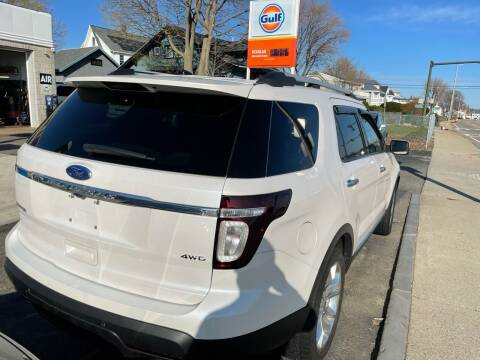 2011 Ford Explorer for sale at Quincy Shore Automotive in Quincy MA