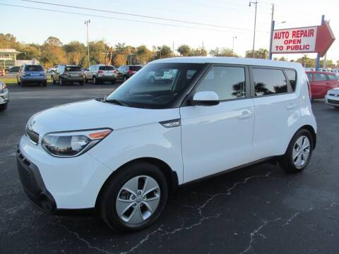 2016 Kia Soul for sale at Blue Book Cars in Sanford FL