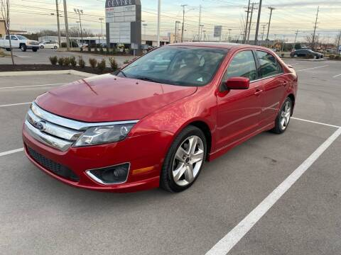 2010 Ford Fusion for sale at Aman Auto Mart in Murfreesboro TN