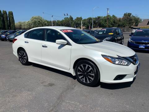 2017 Nissan Altima for sale at Blue Diamond Auto Sales in Ceres CA