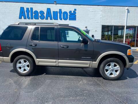 2005 Ford Explorer for sale at Atlas Auto in Rochelle IL