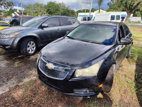 2011 Chevrolet Cruze for sale at Advance Import in Tampa FL
