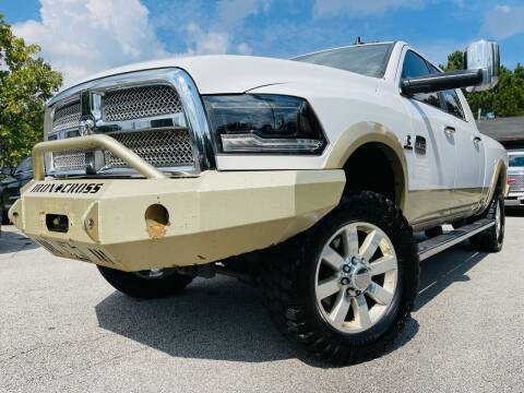 2014 RAM Ram Pickup 2500 for sale at Classic Luxury Motors in Buford GA
