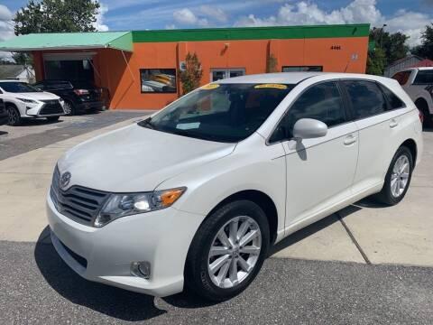 2011 Toyota Venza for sale at Galaxy Auto Service, Inc. in Orlando FL