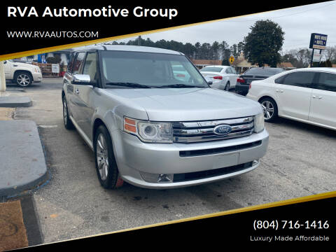 2012 Ford Flex for sale at RVA Automotive Group in North Chesterfield VA