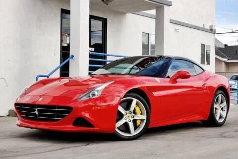 2017 Ferrari California T for sale at Fastrack Auto Inc in Rosemead CA