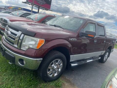 2009 Ford F-150 for sale at C&C Affordable Auto and Truck Sales in Tipp City OH