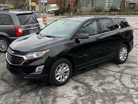 2018 Chevrolet Equinox for sale at Sunshine Auto Sales in Huntington IN