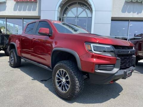 2021 Chevrolet Colorado for sale at South Shore Chrysler Dodge Jeep Ram in Inwood NY