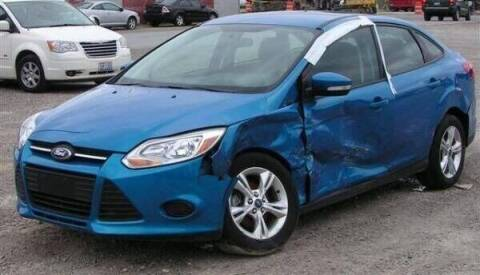 2014 Ford Focus for sale at Kenny's Auto Wrecking in Lima OH