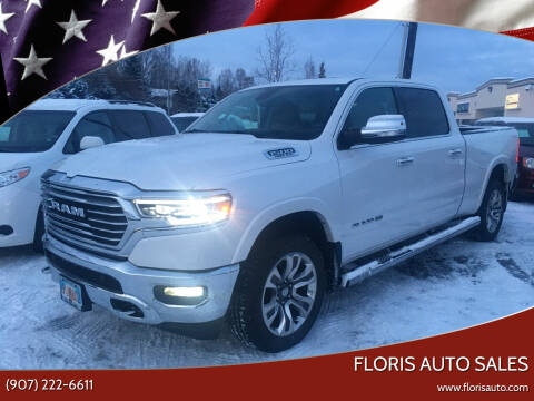 2019 RAM Ram Pickup 1500 for sale at FLORIS AUTO SALES in Anchorage AK