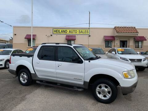 2002 Ford Explorer Sport Trac for sale at HEILAND AUTO SALES in Oceano CA