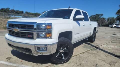 2015 Chevrolet Silverado 1500 for sale at L.A. Vice Motors in San Pedro CA