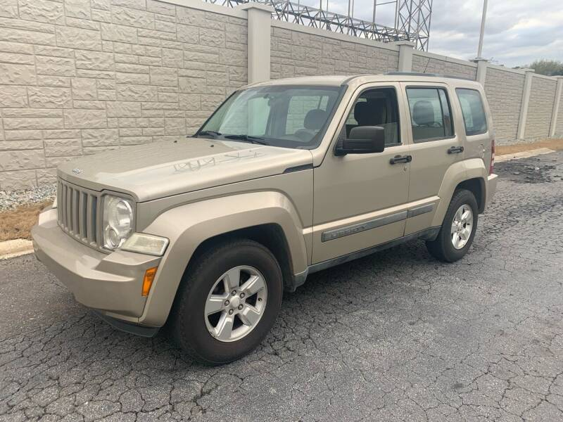 2011 Jeep Liberty for sale at AUTO FIESTA in Norcross GA