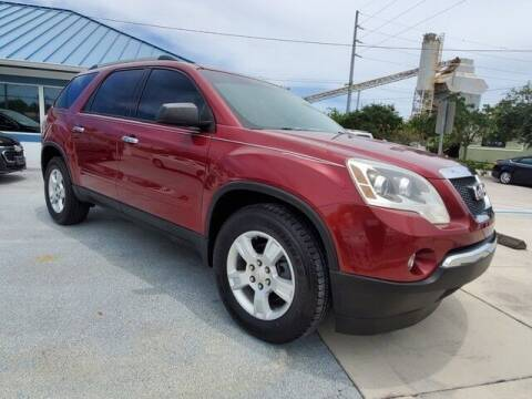 2010 GMC Acadia for sale at Select Autos Inc in Fort Pierce FL