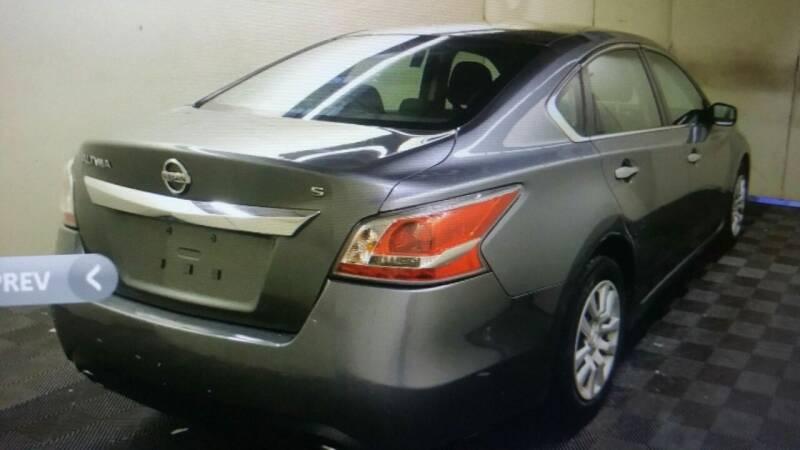 2015 Nissan Altima for sale at B & Z Auto Sales LLC in Delran NJ