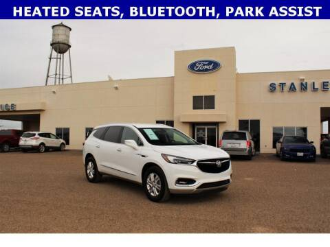 2020 Buick Enclave for sale at STANLEY FORD ANDREWS in Andrews TX