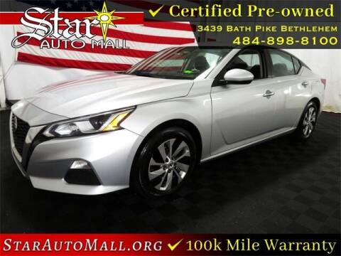 2020 Nissan Altima for sale at STAR AUTO MALL 512 in Bethlehem PA