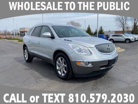 2009 Buick Enclave for sale at LASCO FORD in Fenton MI