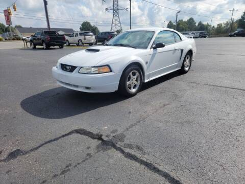 2004 Ford Mustang for sale at Elite Auto Brokers in Lenoir NC