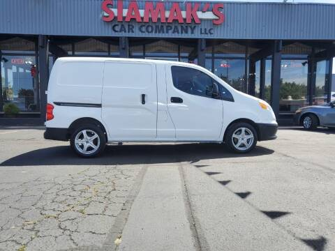 2015 Chevrolet City Express Cargo for sale at Siamak's Car Company llc in Salem OR