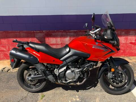 2009 Suzuki DL650 V-STROM for sale at Rick's Cycle in Valdese NC