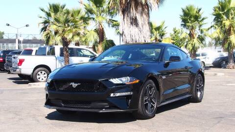 2020 Ford Mustang for sale at Okaidi Auto Sales in Sacramento CA