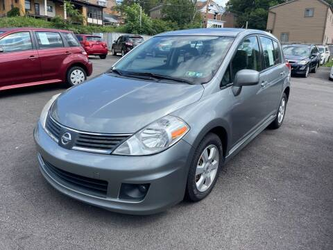 2008 Nissan Versa for sale at Fellini Auto Sales & Service LLC in Pittsburgh PA