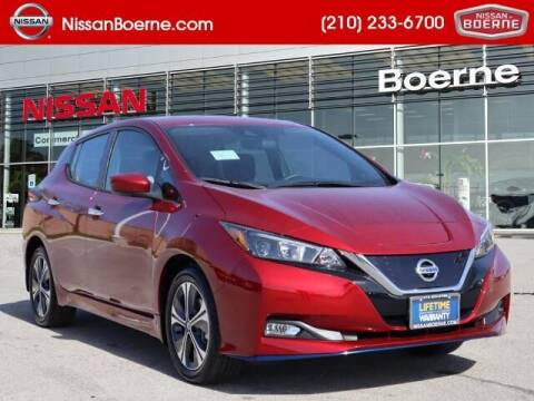 2021 Nissan LEAF for sale at Nissan of Boerne in Boerne TX