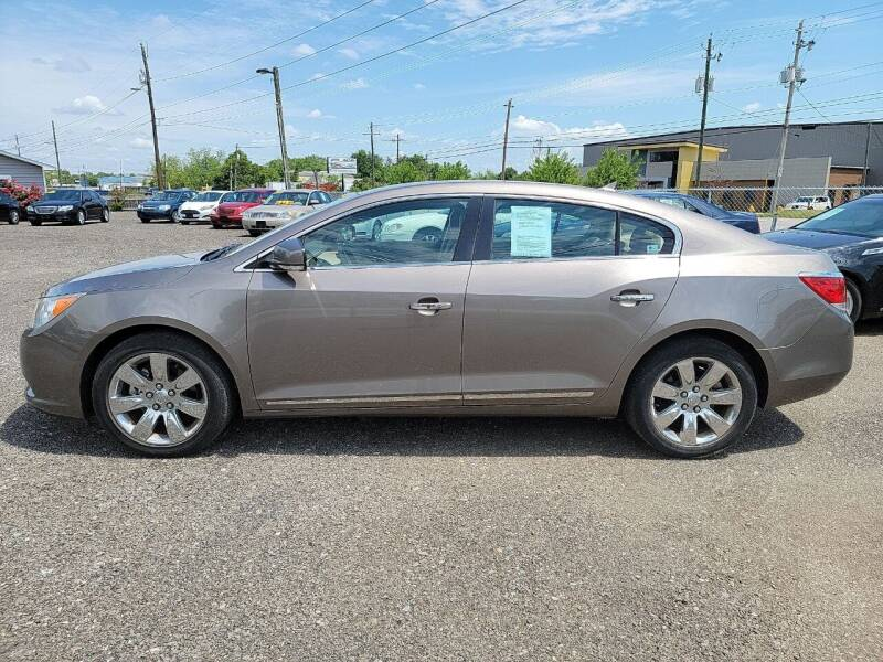 2010 Buick LaCrosse for sale at Dick Smith Auto Sales in Augusta GA