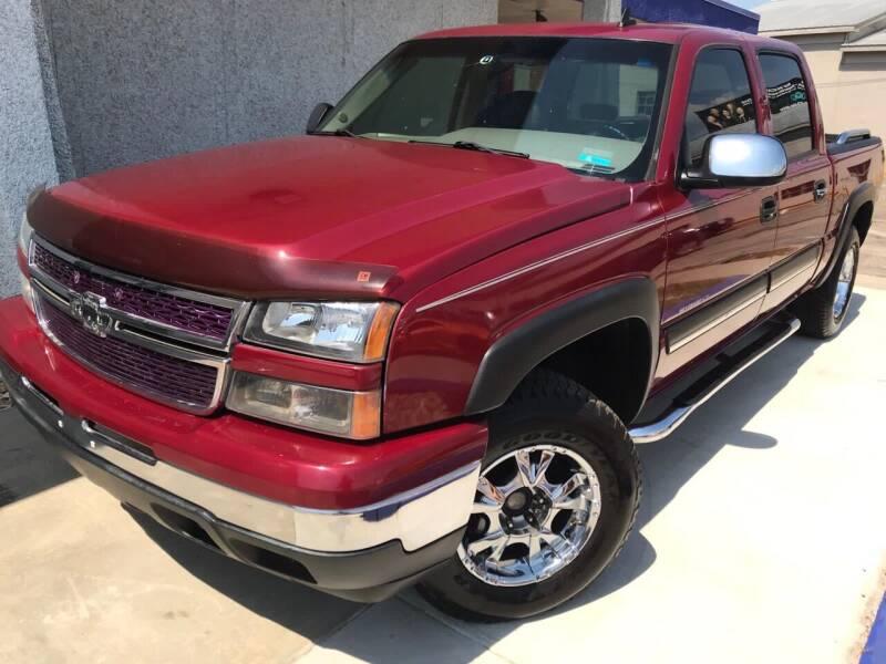 2007 Chevrolet Silverado 1500 Classic for sale at El Camino Auto Sales Gainesville in Gainesville GA