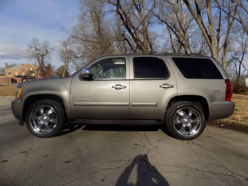 2007 Chevrolet Tahoe for sale at RENNSPORT Kansas City in Kansas City MO