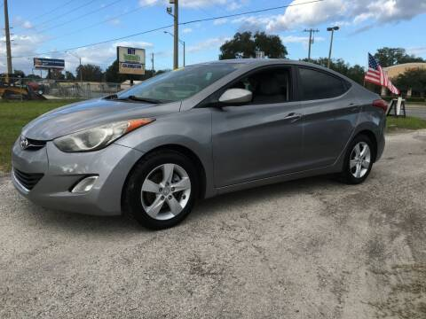 2012 Hyundai Elantra for sale at First Coast Auto Connection in Orange Park FL