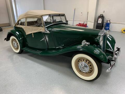 1952 MG TD for sale at Towne Auto Sales in Kearny NJ