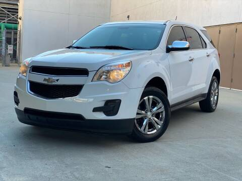 2013 Chevrolet Equinox for sale at Bay Auto Exchange in San Jose CA