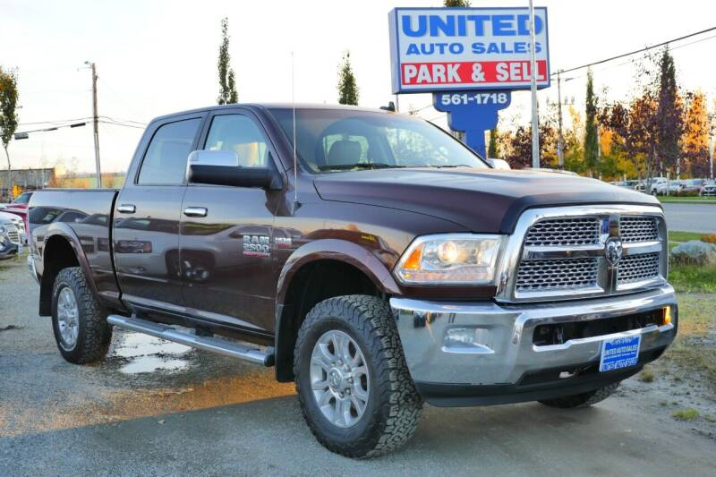 2015 RAM Ram Pickup 2500 for sale at United Auto Sales in Anchorage AK