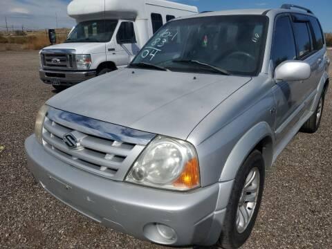 2004 Suzuki XL7 for sale at PYRAMID MOTORS - Pueblo Lot in Pueblo CO