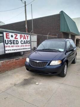 2001 Chrysler Voyager for sale at E-Z Pay Used Cars - E-Z Pay Cars & Bikes in McAlester OK