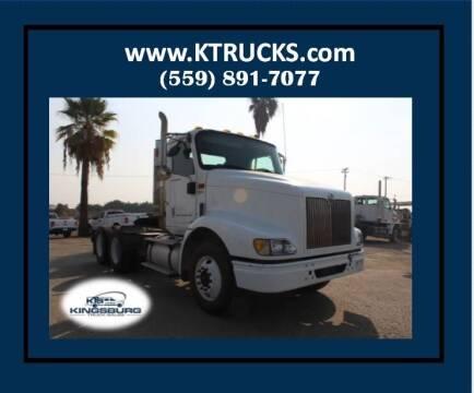 2008 International 9200I for sale at Kingsburg Truck Center in Kingsburg CA