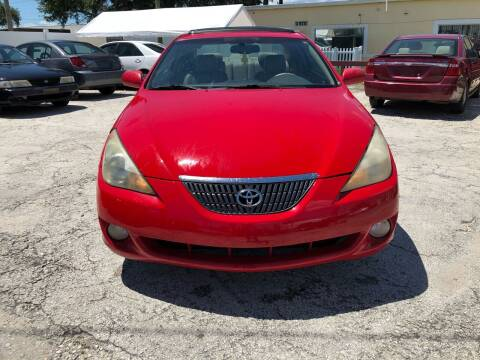 2004 Toyota Camry Solara for sale at Mego Motors in Orlando FL