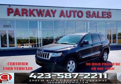 2011 Jeep Grand Cherokee for sale at Parkway Auto Sales, Inc. in Morristown TN