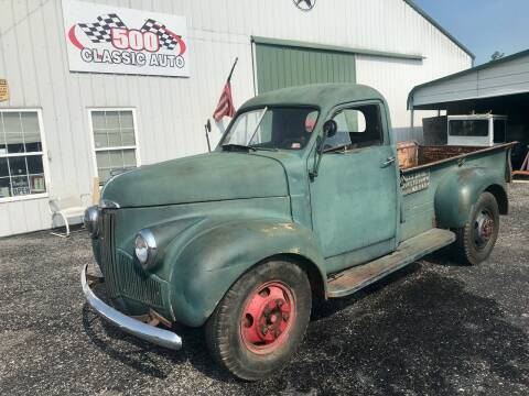 1948 Studebaker M15 for sale at 500 CLASSIC AUTO SALES in Knightstown IN