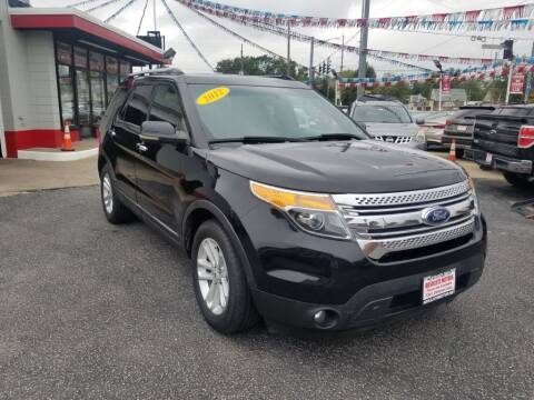 2012 Ford Explorer for sale at Absolute Motors in Hammond IN